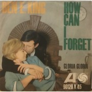 "HOW CAN I FORGET - 7"" ITALY"