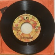 "THE TIME IS RIGHT FOR LOVE - 7"" USA"