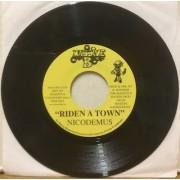 """RIDEN A TOWN - 7"""" USA"""