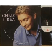 THE BEST OF CHRIS REA - NEW LIGHT THROUGH OLD WINDOWS - LP EU