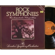 ROCK SYMPHONIES - LP SVIZZERA
