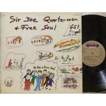 SIR JOE QUARTERMAN & FREE SOUL - 1°st ITALY