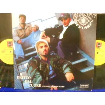 DRITTO DAL CUORE (STRAIGHT FROM DA HEART) - 2 LP