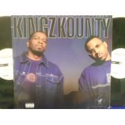 KINGZ KOUNTY - 2 LP