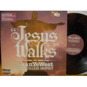 """JESUS WALKS - 12"""" UK"""