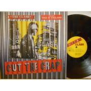 CUT THE CRAP - LP NETHERLANDS