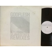 "SLAVESTATE (REMIXES) - 12"" UK"