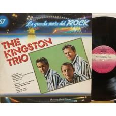 THE KINGSTON TRIO - REISSUE ITALY