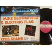 MIKE BLOOMFIELD & ELECTRIC FLAG / OTIS SPANN - REISSUE ITALY