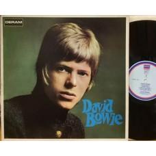DAVID BOWIE - REISSUE UK