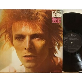 SPACE ODDITY - REISSUE ITALY