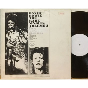 THE RARE SINGLES VOLUME 2 - LP AUSTRALIA
