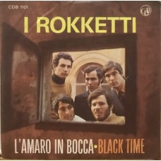 "L'AMARO IN BOCCA - 7"" ITALY"