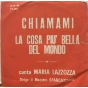 "CHIAMAMI - 7"" ITALY"