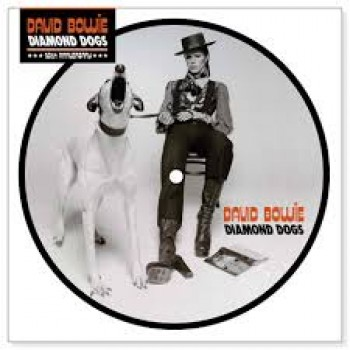 "DIAMOND DOGS - 7"" PDK"