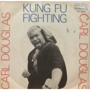 """KUNG FU FIGHTING - 7""""ITALY"""
