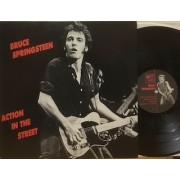 ACTION IN THE STREET - LP USA