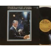 FRANCIS ALBERT SINATRA & ANTONIO CARLOS JOBIM - LP ITALY