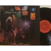 LIVE JOHNNY WINTER AND - REISSUE USA