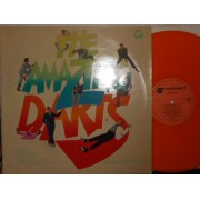 THE AMAZING DARTS - ORANGE VINYL