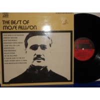 THE BEST OF MOSE ALLISON - LP ITALY