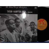 AGAIN ! THE TATUM GROUP MASTERPIECES - REISSUE GERMANY