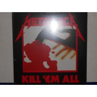 KILL'EM ALL - 180 GRAM