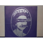"GOD SAVE THE QUEEN / DID YOU NO WRONG - 7"" ITALY"