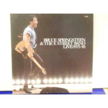 LIVE 1975-85 - BOX 5 LP