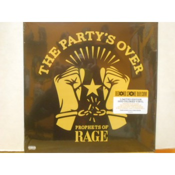 "THE PARTY'S OVER - 12"" RSD"