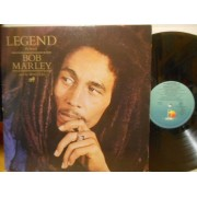 LEGEND - THE BEST OF BOB MARLEY AND THE WAILERS - LP ITALY