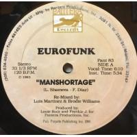 """MANSHORTAGE - 12"""" USA"""