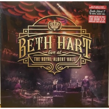 LIVE AT THE ROYAL ALBERT HALL - 3 RED VINYL