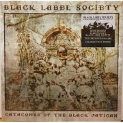 CATACOMBS OF THE BLACK VATICAN - COLORED VINYL