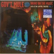 BRING ON THE MUSIC LIVE AT THE CAPITOL THEATRE VOL.2 - 2 X BLUE VINYL