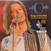 KING OF THE NET (NET AID AND NET SESSIONS) - SPLATTER VINYL