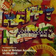 LIVE AT BRIXTON ACADEMY 10.05.2012 - 2 LP RSD