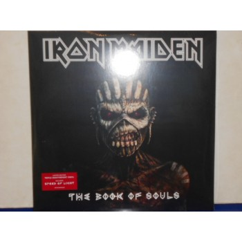 THE BOOK OF SOULS - 3 LP