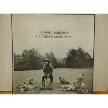 ALL THINGS MUST PASS - BOX 3 LP