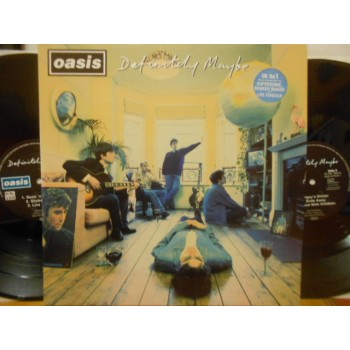 DEFINITELY MAYBE - 1°st EU