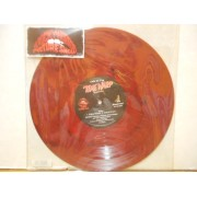 "THE TIME WARP - 10"" RED"