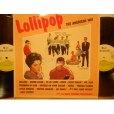 LOLLIPOP - THE AMERICAN WAY - 2 LP