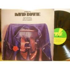 TRIBUTE TO DAVID BOWIE - LP YUGOSLAVIA