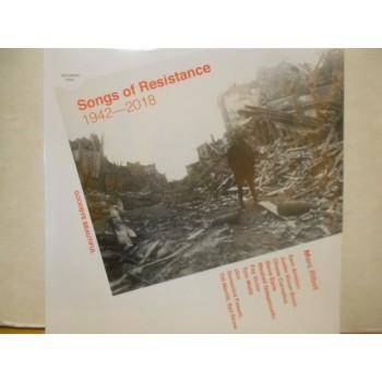 SONGS OF RESISTANCE 1942-2018 - 2 X 180 GRAM