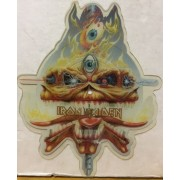 THE CLAIRVOYANT - SHAPED PICTURE DISC