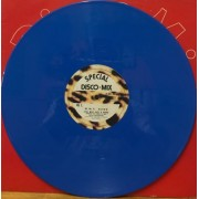 """LOVE WAS JUST A WORD (BEFORE YOU CAME TO ME) - 12"""" BLUE VINYL"""