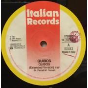 """QUIBOS - 12"""" ITALY"""
