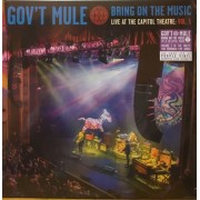 BRING ON THE MUSIC LIVE AT THE CAPITOL THEATRE VOL.1 - 2 X PURPLE VINYL