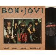 """LIVE! ON TOUR - 12"""" AUSTRALIA"""