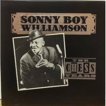 THE CHESS YEARS - BOX 6 LP